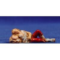 Pastor durmiendo 6 cm plástico Moranduzzo - Landi estilo 700