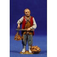 Vendedor de setas 8 cm plástico Moranduzzo - Landi estilo 700
