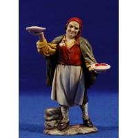 Cocinero 12-13  cm plástico Moranduzzo - Landi estilo 700