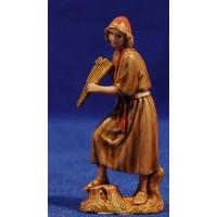 Flautista de pie 6,5 cm plástico Moranduzzo - Landi estilo ebraico