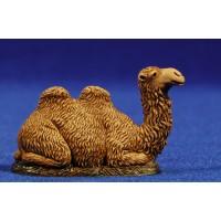 Camello sentado 6,5 cm plástico Moranduzzo - Landi