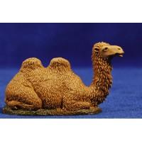 Camello sentado 8 cm plástico Moranduzzo - Landi
