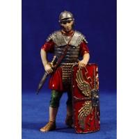 Soldado romano 12-13  cm plástico Moranduzzo - Landi