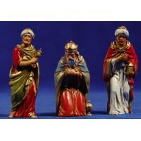 Reyes adorando 8 cm plástico Moranduzzo - Landi