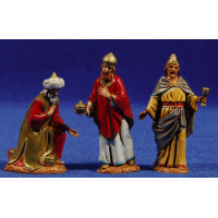 Reyes adorando 10 cm plástico Moranduzzo - Landi