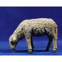 Cordero cabeza abajo 25 cm resina Montserrat Ribes