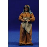 Pastor mercader 9 cm resina Montserrat Ribes