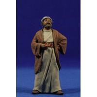 Pastor mercader 12 cm resina Montserrat Ribes