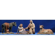 Nacimiento 17 cm resina Montserrat Ribes