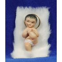 Niño Jesús pequeños modelo a 6 cm yeso