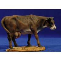 Cow and calf 12 cm resin Daniel-Serena
