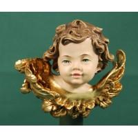 Busto de ángel colgar derecha 10 cm resina