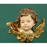 Busto de ángel colgar derecha 7 cm resina