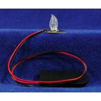 Led luz fogata intermitente 1 cm