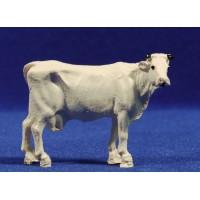 Vaca 6 cm resina