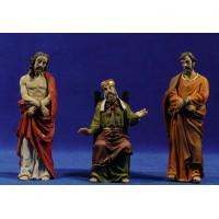 Delante Poncio Pilatos (Caifás) 13 cm resina