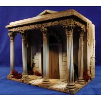 Templo 9-11 cm corcho