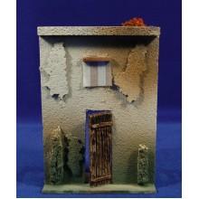 Frontal casa prèt-à-porter Figuras 10 cm corcho