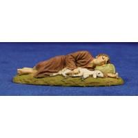 Pastor durmiendo 9 resina Linea Martino Landi
