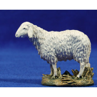 Cordero 12 cm resina Linea Martino Landi