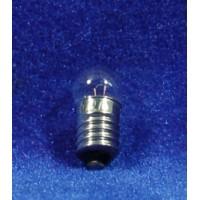 Bombilla 2 cm cristal