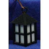 Farola luz blanca 5 cm plástico
