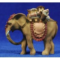 Elefante 5 cm resina