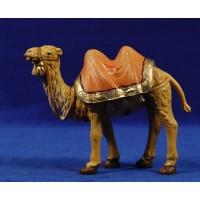 Camello 10 cm plástico