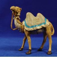 Camello 17 cm plástico