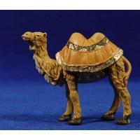 Camello 8 cm plástico