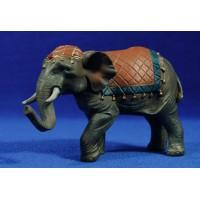 Elefante 10 cm resina