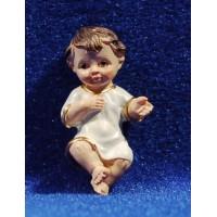 Niño Jesús 9 cm resina