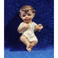 Niño Jesús 10 cm resina