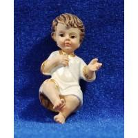 Niño Jesús 11 cm resina