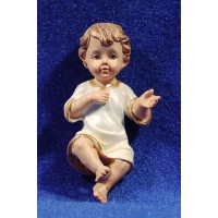 Niño Jesús 16 cm resina