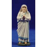 Santa Madre Teresa 11 cm resina