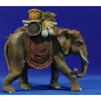 Elefante 12 cm resina