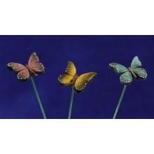 Mariposa 30 cm resina