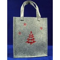 Bolsa regalo 25x22x5,5 cm fieltro