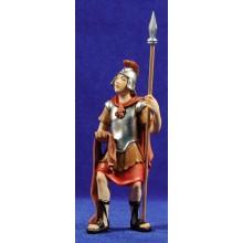 Soldado romano 14 cm madera