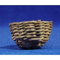 Basket oval 2,5-3 cm wicker
