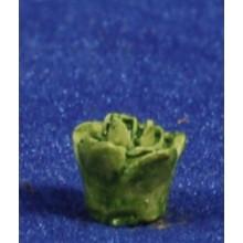 Lechuga 1 cm resina