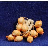 Cebollas 4,5 cm mimbre