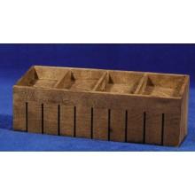 Banco mercado 6,5 cm madera