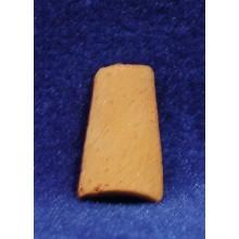 Teja 2,5 cm terracota