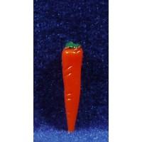 Zanahoria 2 cm resina