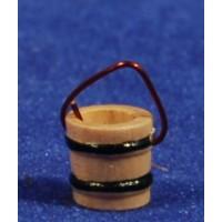 Cubo 1 cm madera