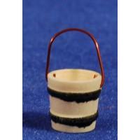 Cubo 1,4 cm madera