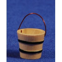 Cubo 2 cm madera
