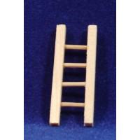 Escalera 5 cm madera